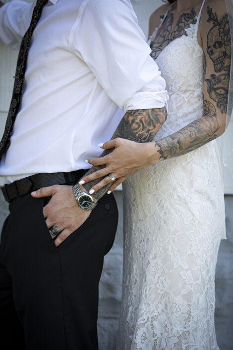 niagara elopement, elope in niagara, photography by shelly